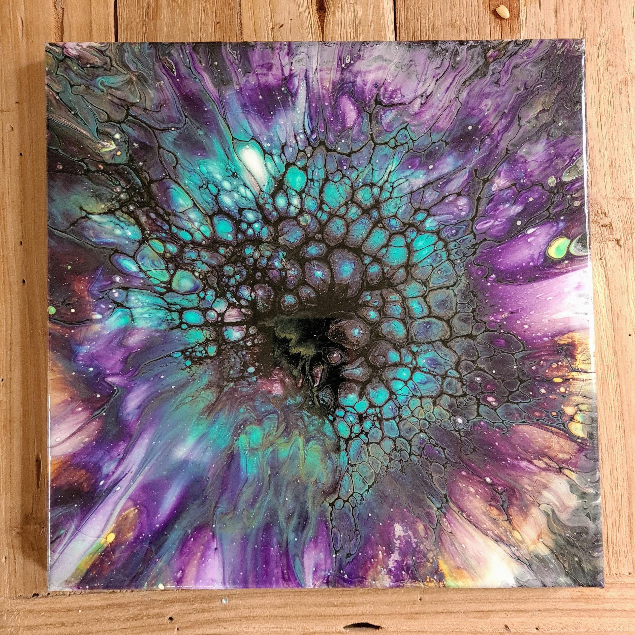 bluish purple flower1